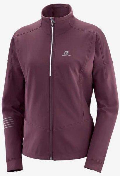 Salomon Lightning Warm Softshell Jacket - Women's