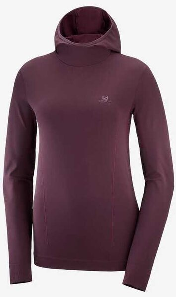 Salomon Comet Seamless Hoody - Women's