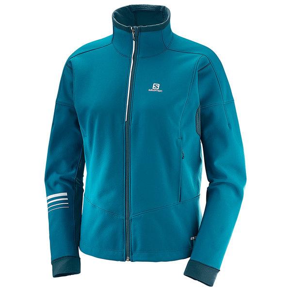 Salomon Lightning Warm Soft Shell Jacket - Women's