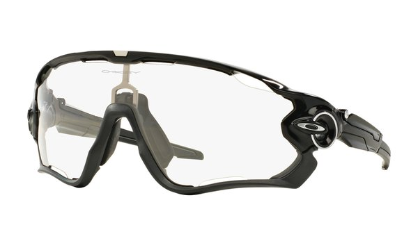 Oakley Jawbreaker Color: Polished Black/Clear Black Iridium Photochromic