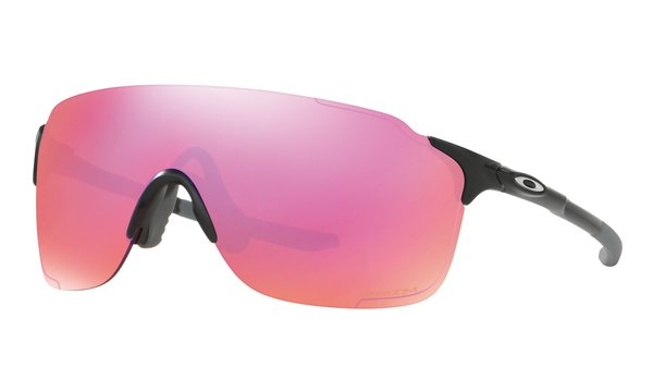 Oakley EVZero Stride Color: Matte Black/Prizm Trail Lens