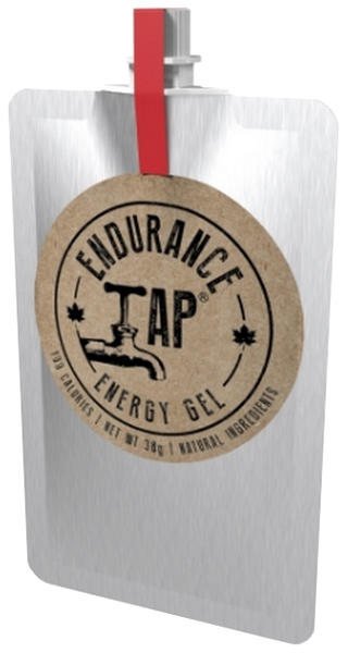 Endurance Tap Salted Maple Energy Gel