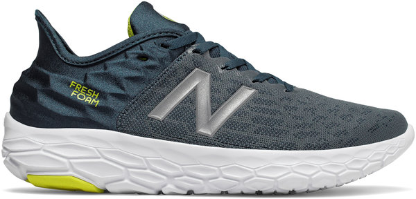 New Balance Fresh Foam Beacon v2 - Men's Color: Orion Blue with Supercell & Sulphur Yellow