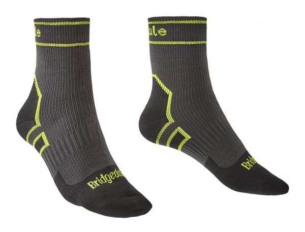 Bridgedale Stormsock Lightweight Ankle Color: Dark Grey