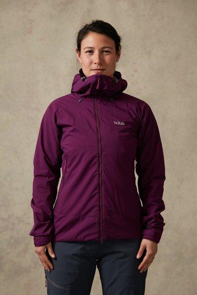 Rab Vapour-rise Jacket - Women's