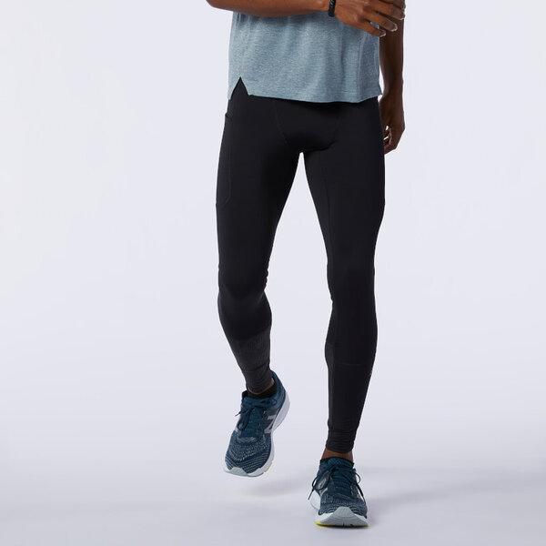 New Balance Reflective Impact Run Heat Tight - Men's
