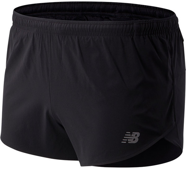 New Balance Impact Run 3 Inch Split Shorts - Men's