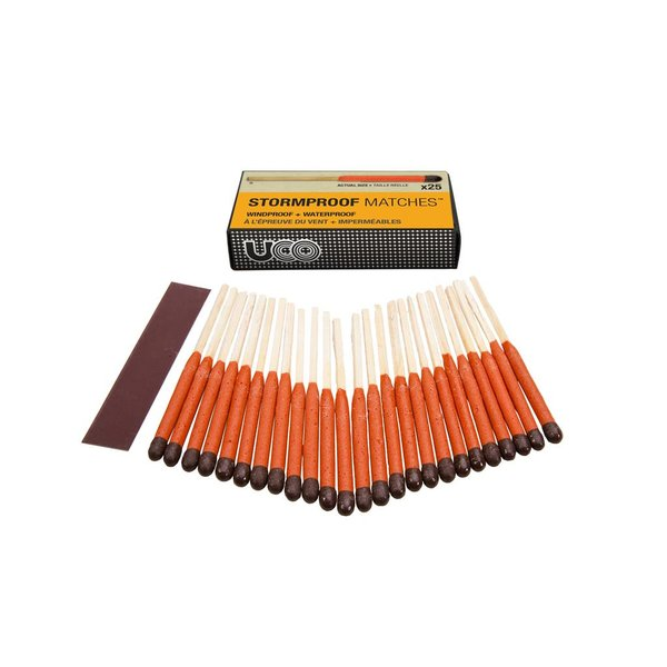 UCO Gear UCO Stormproof Matches - 1 Pack