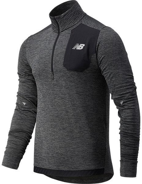 New Balance Heat Grid Half-Zip Shirt - Men's