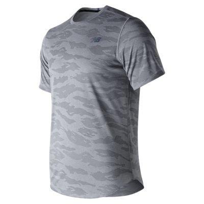 New Balance° Q Speed Breathe Short Sleeve - Men's