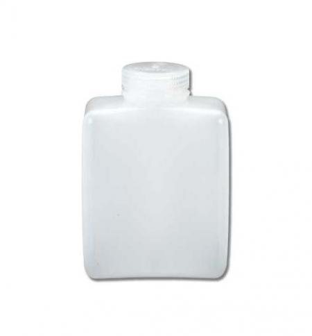 Nalgene Rectangular Wide Mouth HDPE Bottle