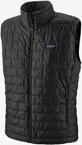 Patagonia Nano Puff Vest - Men's Color: Black