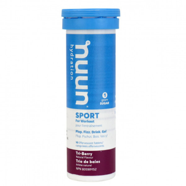 nuun Sport Hydration - Tri-Berry (10 tablets)
