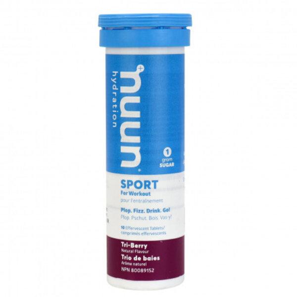 nuun Sport Hydration - Tri-Berry (10 tablets)
