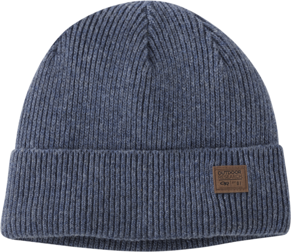 Outdoor Research Bennie Insulated Beanie Color: Pewter/Charcoal