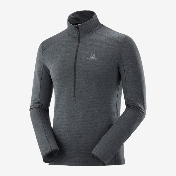 Salomon Outline 1/2 Zip Shirt - Men's