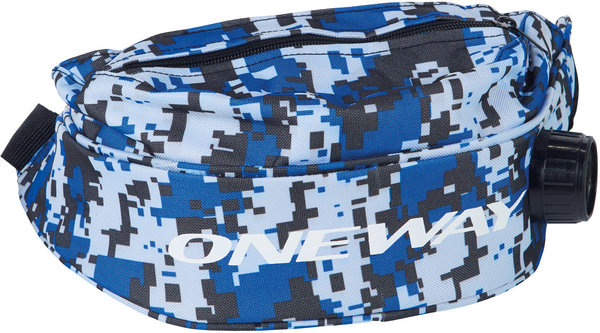 Oneway Thermo Hydration Belt Color: Rock Blue