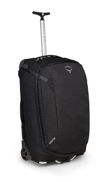 "Osprey Ozone Wheeled 75L/26"" Color: Black"