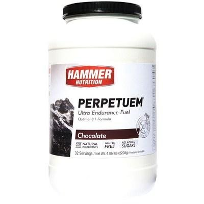 Hammer Nutrition Perpetuem - Chocolate - 32 Serving (2208g)
