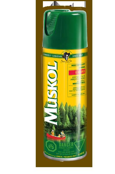 Muskol Muskol 170g / 6ozAerosol