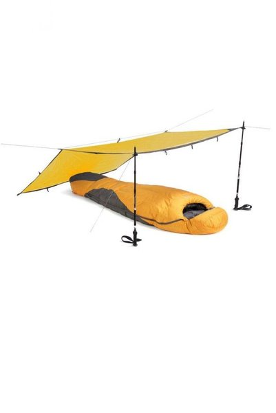 Rab Siltarp 1 Color: Yellow