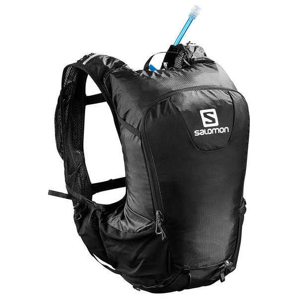 Salomon Skin Pro 15 Set Color: Black/Ebony