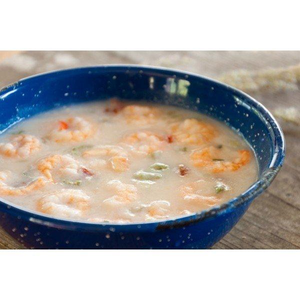 Happy Yak Shrimp Chowder