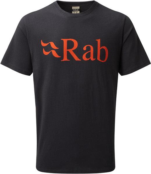 Rab Stance Logo SS Tee - Men's