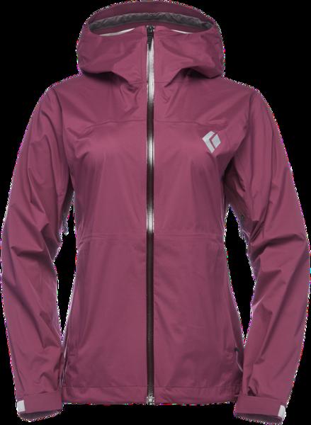Black Diamond Stormline Stretch Rain Shell Jacket - Women's