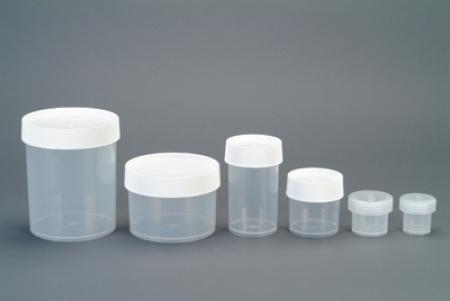 Nalgene Straight Sided Jar - Polypropylene