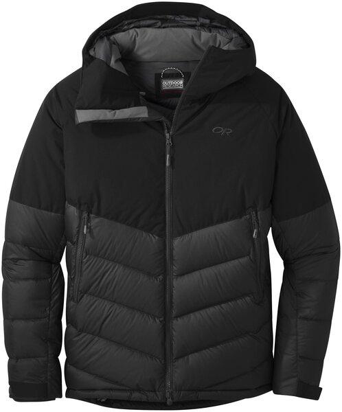 Outdoor Research Super Transcendent Down Gore Windstopper Hooded Jacket - Men's