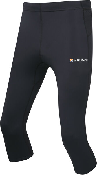 Montane Trail Series 3/4 Tight Color: Black