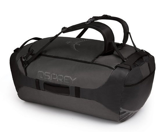 Osprey Transporter 130 Duffel Color: Black
