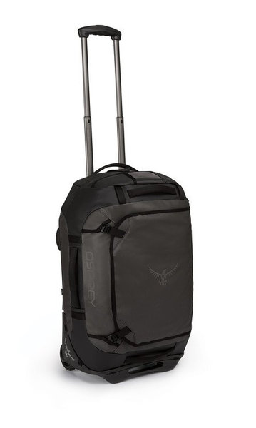 Osprey Transporter Wheeled Duffel 40L Color: Black
