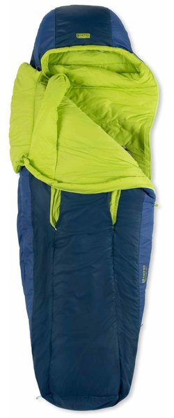 NEMO Forte 20 Sleeping Bag (-7C) - Men's Color: Glow / Abyss
