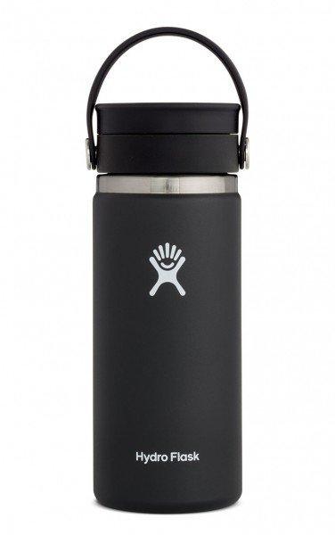 Hydro Flask 16 oz Coffee with Flex Sip™ Lid - Black