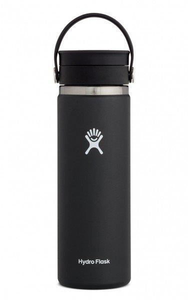 Hydro Flask 20 oz Coffee with Flex Sip™ Lid - Black