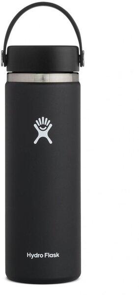Hydro Flask 20 oz Wide Mouth - Black