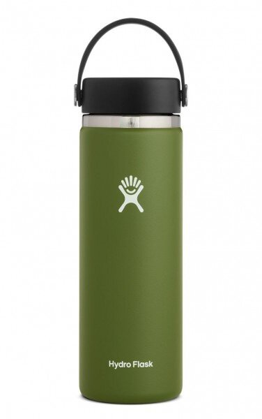 Hydro Flask 20 oz Wide Mouth - Olive
