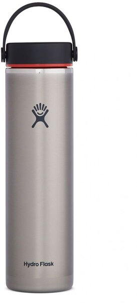 Hydro Flask 24 oz Lightweight Wide Mouth Trail Series - Slate