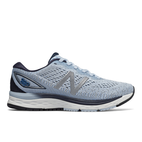 New Balance 880 V9 - (Wide Width Available) - Women's Color: Light Blue