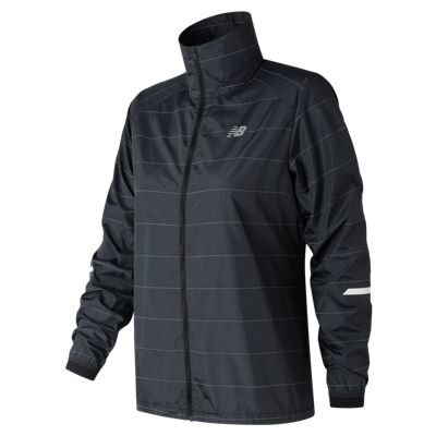 New Balance° Reflective Packable Jacket - Women's - 2018
