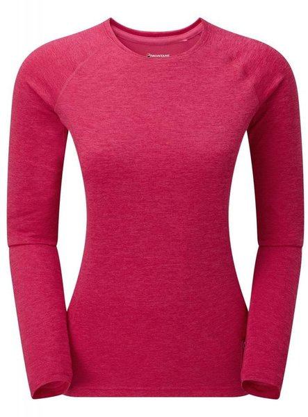 Montane Dart LS Shirt - Women's Color: French Berry