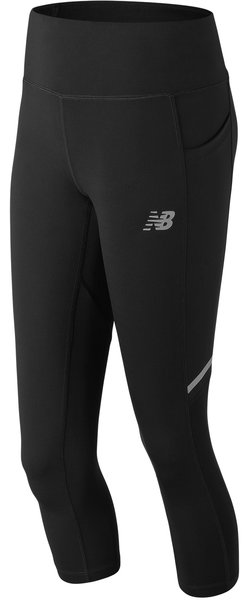 New Balance° Impact Capri - Women's Color: Black