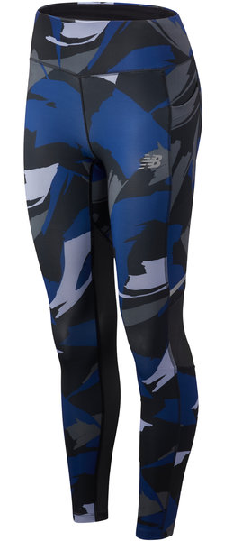 New Balance° Printed Impact Tight - Women's