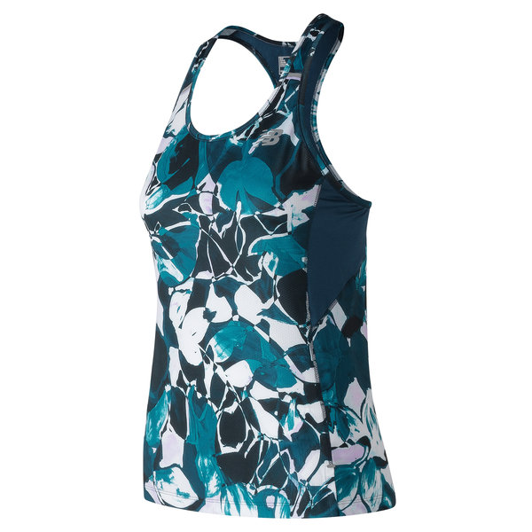 New Balance° Printed NB Ice 2.0 Tank - Women's