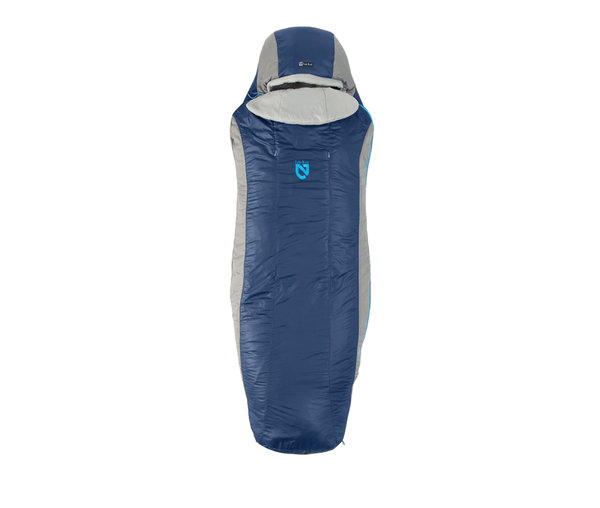 NEMO Forte Synthetic Sleeping Bag (-9C/20F) - Men's Color: Tempest/Storm