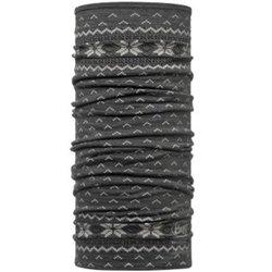 Buff Patterned Lightweight Merino Wool