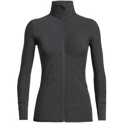 Icebreaker Descender Long Sleeve Zip - Women's