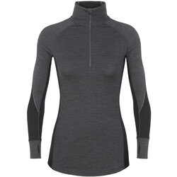 Icebreaker Zone 260 Half Zip Midlayer Top - Women's